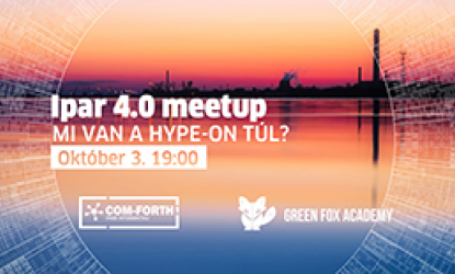Ipar 4.0 Meetup - Mi van a HYPE-on túl?