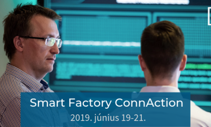 Smart Factory ConnAction 2019