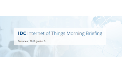 IDC Internet of Things Morning Briefing