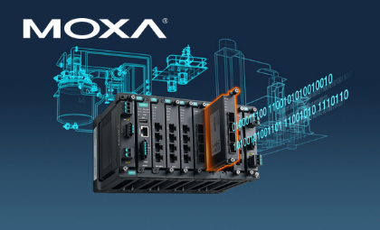 Moxa MDS-G4000 - One Modular Platform for Diverse Applications