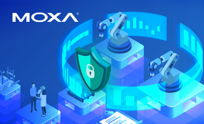 MOXA Industrial Cybersecurity Solution